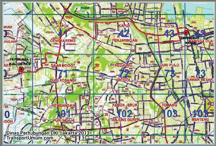 metromini b 84 kalideres - kota_wm r