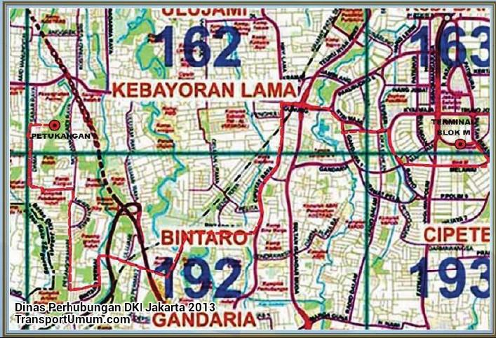 metromini s 71 blok m - petukangan_wm r