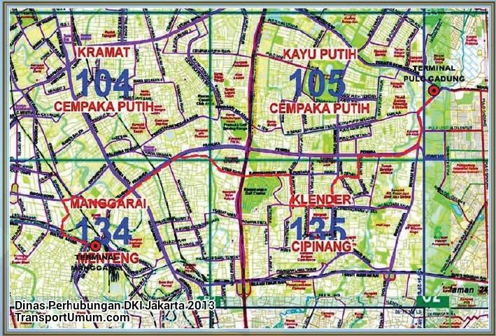metromini t 49 pulogadung - manggarai_wm r