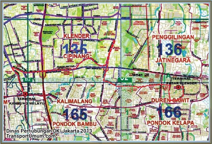metromini t 50 kampung melayu - pln klender_wm r