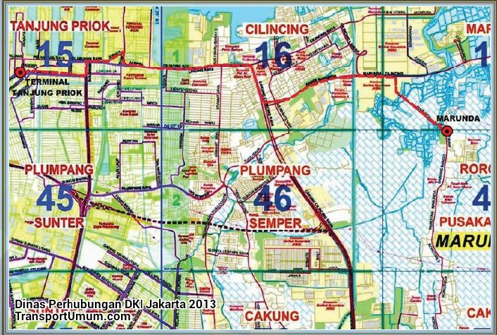 metromini u 23 tanjung priok - marunda_wm r