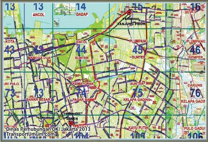 metromini u 24 tanjung priok - senen_wm r