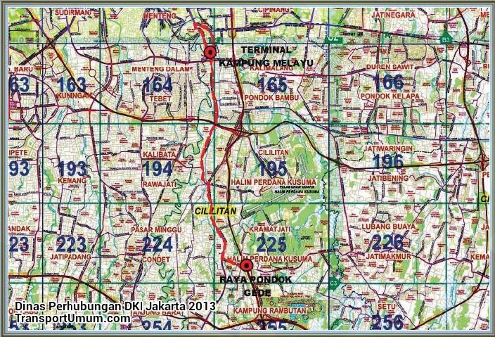 mikrolet m 28 kampung melayu - pondok gede_wm r