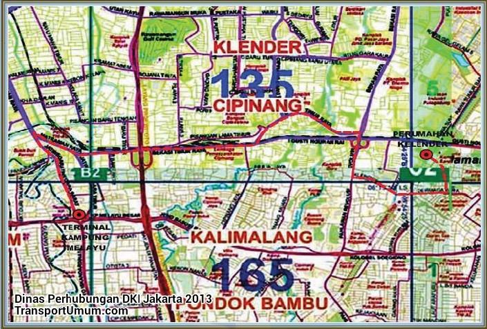 mikrolet m 32 kampung melayu - perumnas klender_wm r