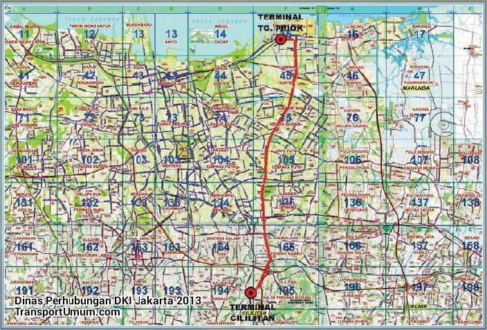 ppd reguler 43 cililitan - tanjung priok_wm r