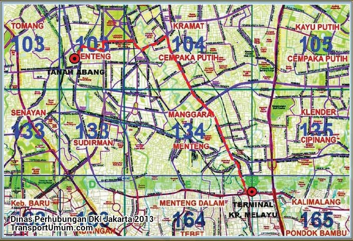 ppd reguler 916 kampung melayu - tanah abang_wm r